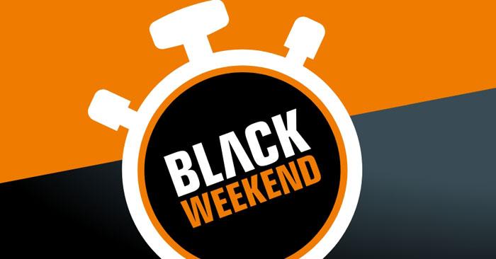 Saturn Black Weekend