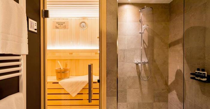 EchtZeit Hotel Sauna