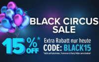 Tracelcircus Black Circus Sale