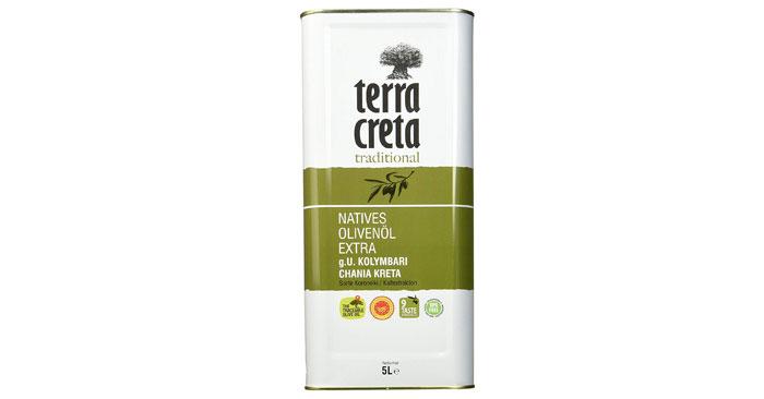 Terra Creta Extra Natives Olivenöl