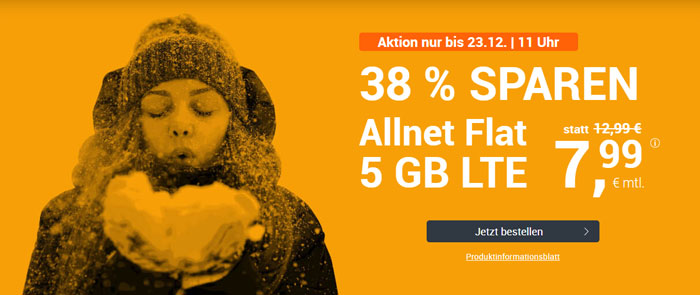 winSIM Allnet Flat