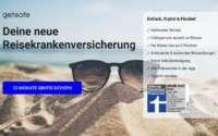 getsafe Reisekrankenversicherung