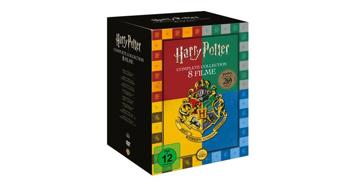 Harry Potter Collection DVD Box