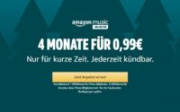 Amazon Music Unlimited Neukunden Angebot