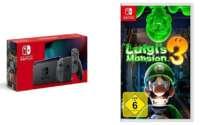 Nintendo Switch Bundle Luigi's Mansion