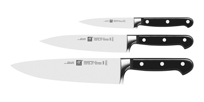 Zwilling Professional S Messerset