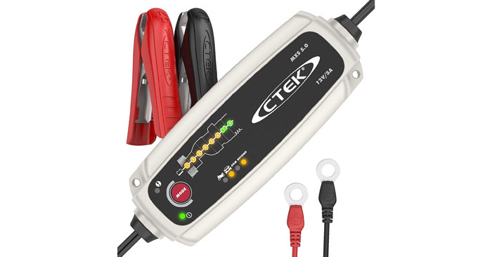 CTEK Autobatterie Ladegerät MXS 5.0