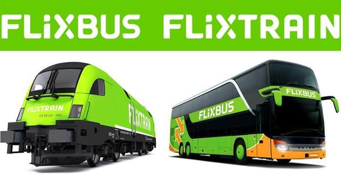 FlixBus Gutscheinkarte