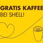 Gratis-Kaffee an Shell Tankstellen (bundesweit) – Mehrwegbecher selbst mitbringen