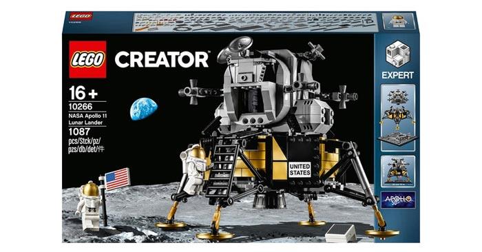 Lego NASA Apollo 11 Mondlandefähre