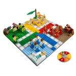 Lego Ludo Spiel Mensch ärgere dich nicht