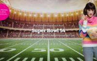 Mömax Super Bowl Aktion