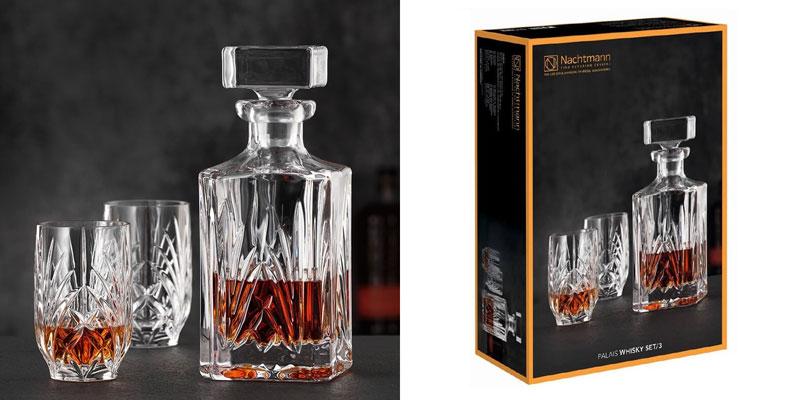 Nachtmann Whisky Set Palais