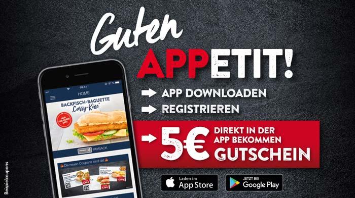 Nordsee App Gutschein