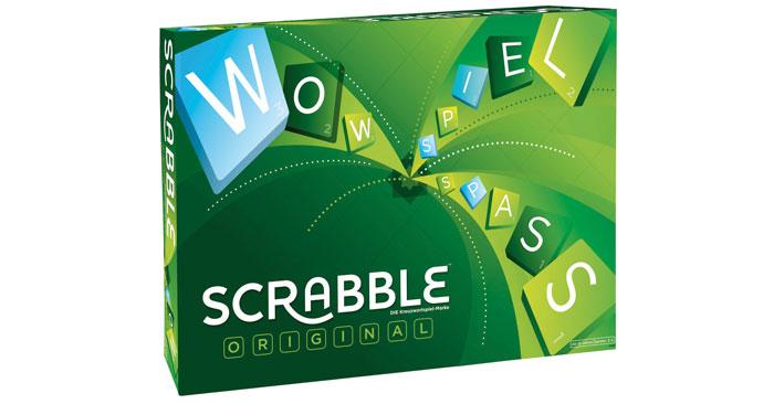 Gesellschaftsspiel Scrabble