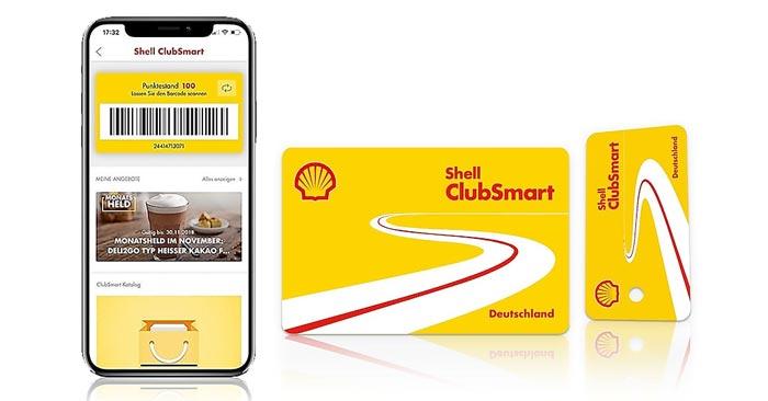 Shell ClubSmart Angebot