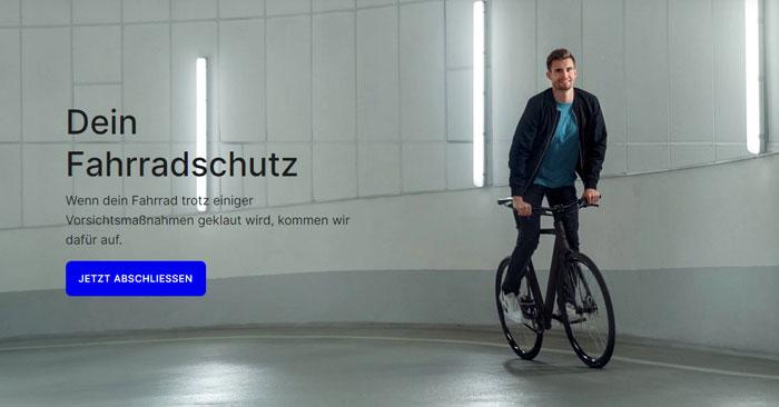 getsafe Fahrradversicherung