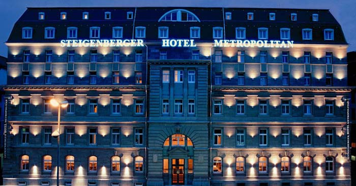 Steigenberger Metropolitan Hotel Frankfurt
