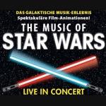 2x Tickets The Music of Star Wars – Live in Concert für 56€ (in 16 Städten)