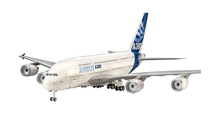 Revell Modellbausatz Airbus A380 Flugzeug