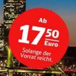 Deutsche Bahn Sparpreis Aktion: Tickets ab 17,50€