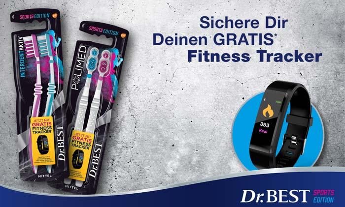 Gratis Fitness-Tracker Dr. Best