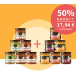 Little Lunch Kennenlern Angebot: 12 Suppen mit 50% Rabatt für 21,84€