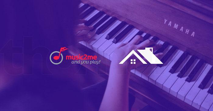 music2me Piano Angebot