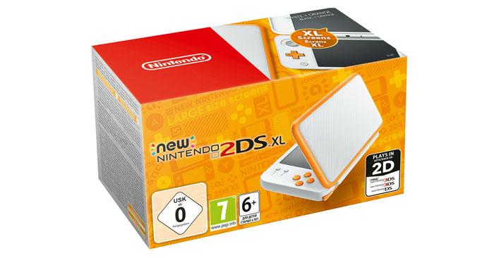 Nintendo 2DS XL Konsole