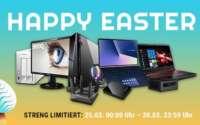 Notebooksbilliger Happy Easter Aktion