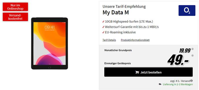 o2 my Data Tablet Deal