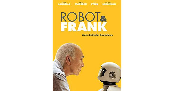 """""""Robot & Frank - Zwei diebische Komplizen"""""""