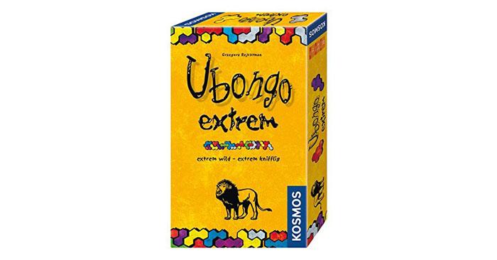 Ubongo Extrem Spiel