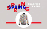 adidas Spring Shopping Event