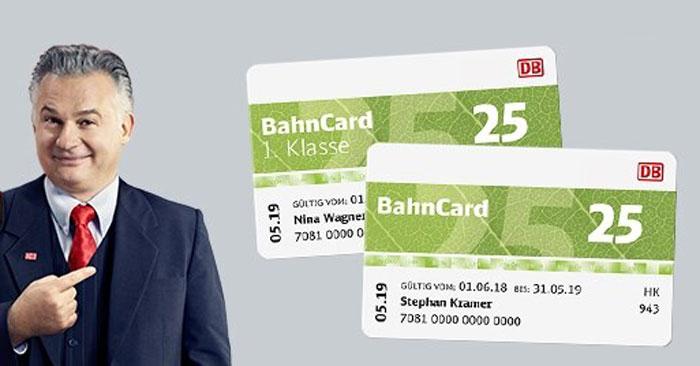 Corona Entschädigung für BahnCard Kunden