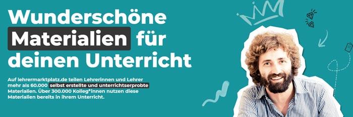 Kostenloses Lernmaterial Lehrermarktplatz.de