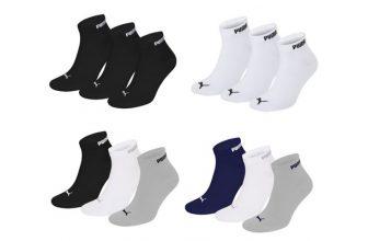 Puma Quarter Socken