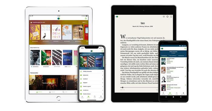 Skoobe eBook Flatrate