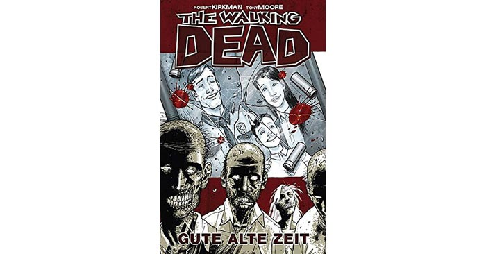 eBook The Walking Dead