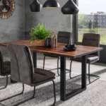 Esstisch Kassodbaum aus Massivholz für 250,99€ inkl. Lieferung
