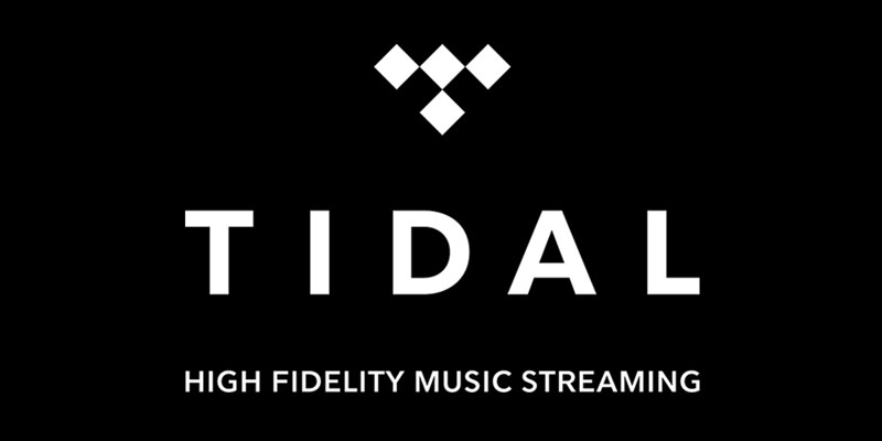 TIDAL Musik Streaming Anbieter