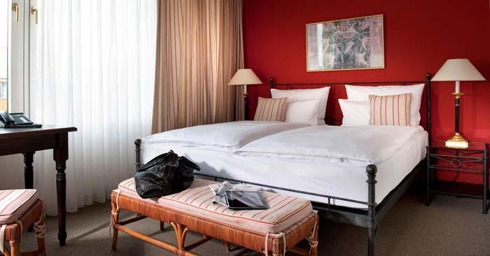 Zimmer Hotel Elbflorenz Dresden