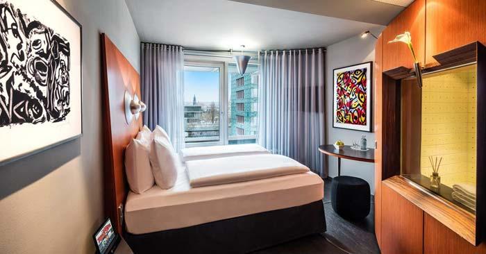 Classic Doppelzimmer im Penck Hotel Dresden