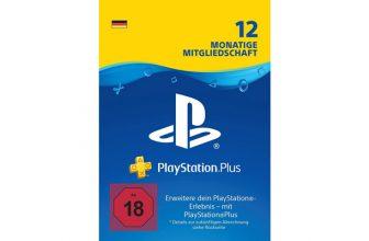 PlayStation Plus Mitgliedschaft