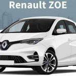 2 Jahre Renault Zoe effektiv kostenlos leasen + 299€ Abholungskosten (einmalig) für Gewerbetreibende