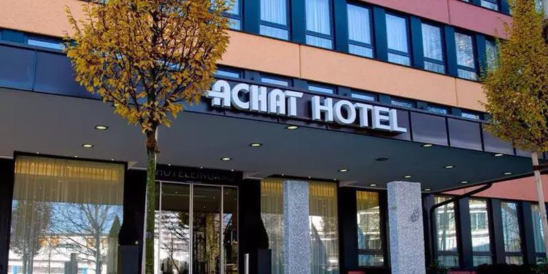 Achat Hotel Flatrate