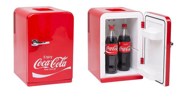Coca-Cola Mini Kühlschrank