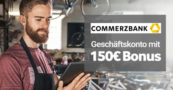 Commerzbank KlassikGeschäftskonto
