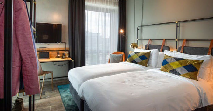 Eco-Hotel Four Elements Amsterdam