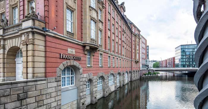 Fraser Suites Hamburg